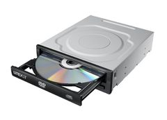 LITE-ON DVD ROM S-ATA iHDS118 black bulk