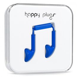 HAPPY PLUGS Happy Plugs Earbud Cobalt