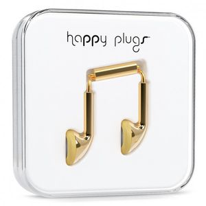 HAPPY PLUGS Happy Plugs Earbud Gold