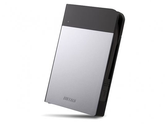 MiniStation Extreme Water&Dust Resistant 1TB Port HDD Silver