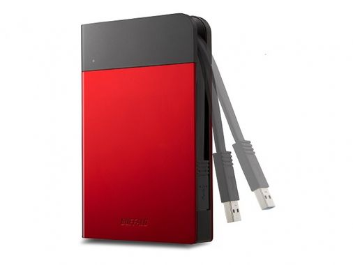 MINISTATION EXTREME 1TB RED USB 3.0 WATER/ DUST RESISTANT HDD IN EXT