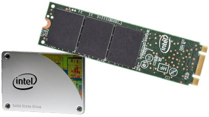 INTEL SSD 535 Series 120GB M.2 80mm (SSDSCKJW120H601)