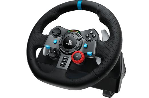 G29 Driving Force - PC/PS4