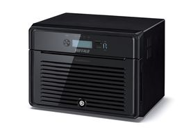 TERASTATION 5800WD RED 8TB NAS 8X1TB 2XGB RAID 0/ 1/ 5/ 6/ 10/ 50-61 IN EXT