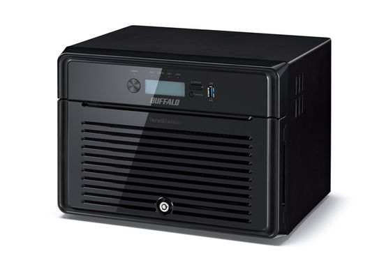 TERASTATION 5800WD RED 32TB NAS 8X4TB 2XGB RAID 0/ 1/ 5/ 6/ 10/ 50-61 IN EXT