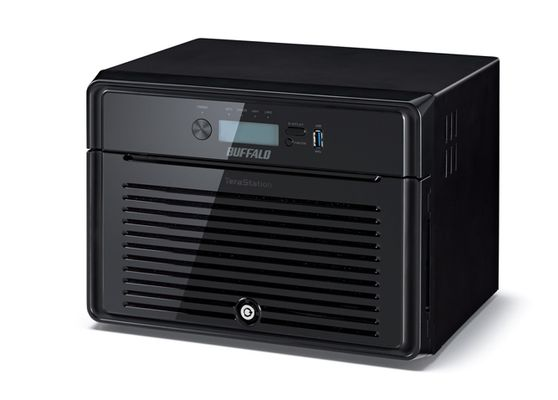 TeraStation 5800 WD Red HDD 48TB