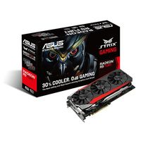 ASUS GK PCIe STRIX-R9FURY -DC3-4G-GAMING (STRIX-R9FURY-DC3-4G-GAMING)