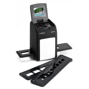 VEHO UK SCANNER, SLIDE & NEGATIVE SCANNER