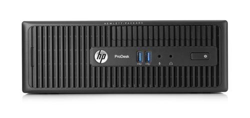 HP ProDesk 400 G2.5 Small Form Factor PC (ENERGY STAR) (M3X17EA#UUW)