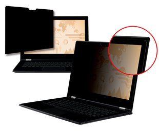 3M privacy filter PF156W9E for Edge-to-Edge 15.6inch Widescreen Laptop (PF156W9E)