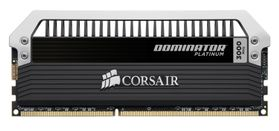CORSAIR Dominator Plat DDR3 8GB Kit, 3000Hz, 2x240 (CMD8GX3M2A3000C12)