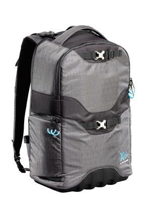 XCU outdoor DayPack400+ Backpack grey/ black   99580