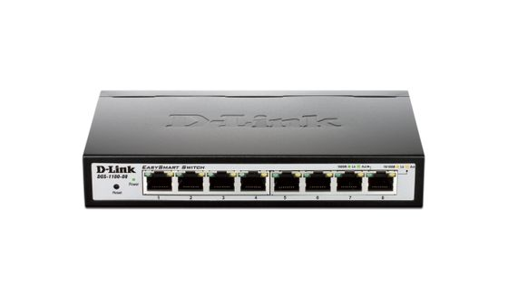 8-PORT LAYER2 EASYSMART GIGABIT SWITCH                   ML CPNT