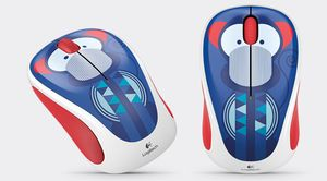 Wireless Mouse M238 Monkey