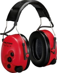 3M PELTOR PROTAC II PTAC2R ACTIVE LISTENING RED HEADBAND    IN ACCS (XH001650023)