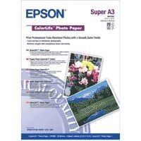 COLORLIFE PHOTOPAPER A3+ 20CT 245G/M2 FOR ST C 870/90 1 NS