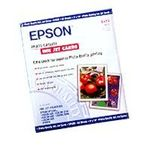 EPSON EPSON 8''x10'' Photo Quality, 8''x10'' Photo Quallity Inkjet Card (C13S041122)