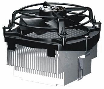 ARCTIC COOLING Alpine 64, 754 / 939 / 940 AMD Sempron Athlon 64FX, 3800+ 0.6Sone/ 31dB 92mm Fan 2000RPM 36CF (ALPINE 64)