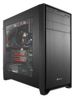 MICROTOWER OBSIDIAN 350D M-ATX WINDOW BLACK