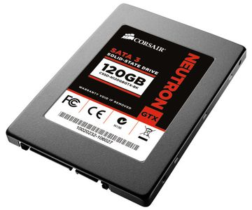CORSAIR SSD 120GB SATAIII 2,5IN 6GB/S NEUTRON GTX IN INT (CSSD-N120GBGTXB-BK)
