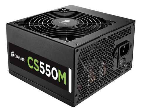 CS SERIES 550W POWER SUPPLY MODULAR 80+ GOLD                 IN CPNT