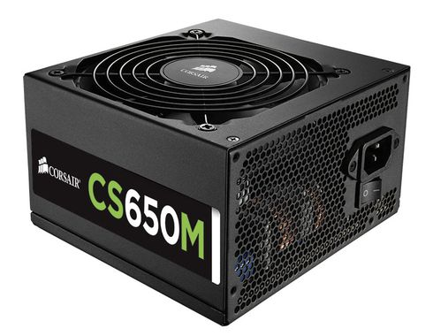 CS SERIES 650W POWER SUPPLY MODULAR 80+ GOLD                 IN CPNT