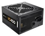 CORSAIR Value Series Builder Series VS450, 450 Watt Power Supply EU Version