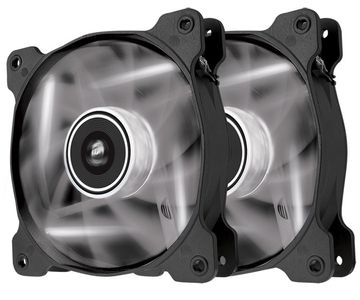 CORSAIR SP120 Twin Pack White LED (CO-9050030-WW)