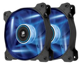 CORSAIR SP120 Twin Pack Blue LED (CO-9050031-WW)