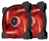 CORSAIR Fan, SP140, Red LED High P