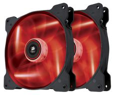 CORSAIR SP140 Twin Pack Red LED (CO-9050034-WW)