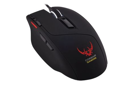 CORSAIR Gaming SABRE RGB 8200 DPI Laser Gaming Mouse (EU version) (CH-9000090-EU)