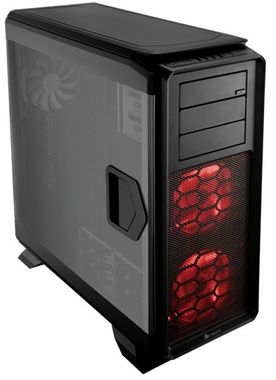 Case Big Graphite 760T black