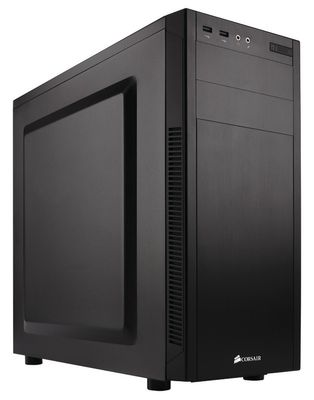 Carbide 100R Silent Ed Quiet Mid Case, No PSU