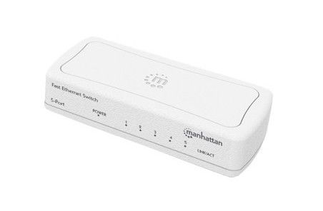 Net Switch 10/100 5P Fast Ethernet [wh]