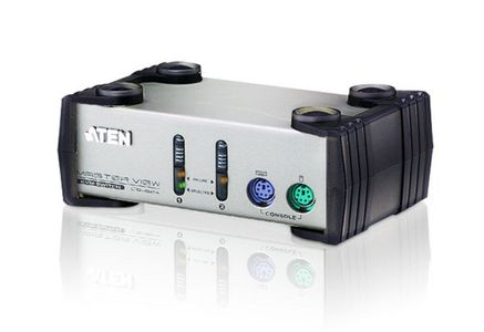 ATEN 2 port PS2 KVM  Extra Cost for (CS82AC-AT)