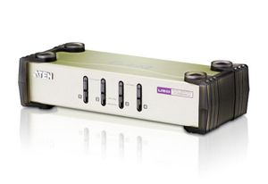 ATEN KVM-switch, 1 konsol styr