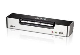 ATEN KVM Sw. Aten  4P. USB HDMI Audio (CS1794-AT-G)