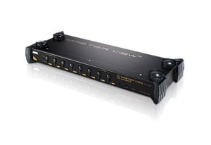 ATEN 8 port PS2 KVM