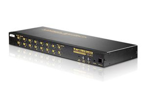 ATEN Video Switch, 16 separate
