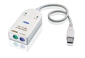 ATEN Twn PS/2 Devices (Keyboard & (UC100KMA-AT)