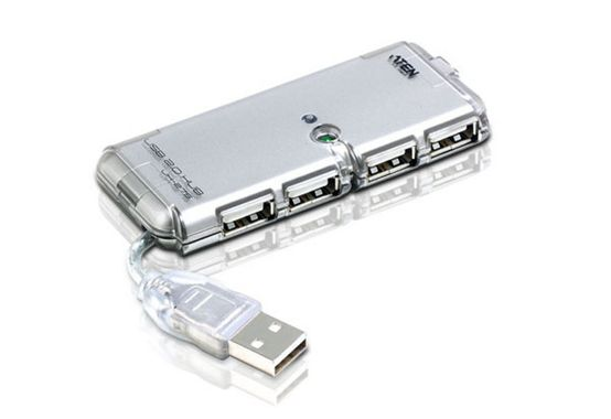 4 Port USB2.0 HUB w/Power