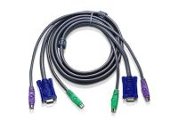 ATEN MasterView PS2 kabel 1.8m (2L-5002PC)