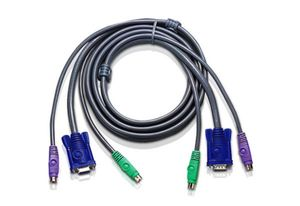 ATEN MasterView PS2 kabel 5.0m