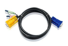 ATEN KVM Audio/ video cable 2L-5205A 5m  (2L5205A)