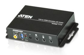 Converter VGA/HDM with Scaler | converts the analog signal to digital HDMI