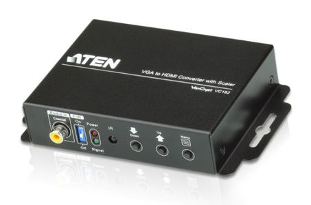 ATEN Aten VGA to HDMI Converter with Scaler (VC182-AT-G)