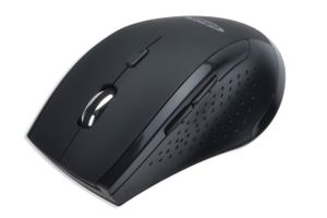 EDNET WIRELESS MOUSE 6 BUTTON. (81098)