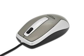 OPTICAL OFFICE MOUSE 3 BUTTON, USB                    IN PERP