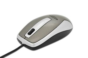 OPTICAL OFFICE MOUSE 3 BUTTON  USB IN